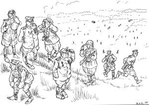 Технологии на службе армии