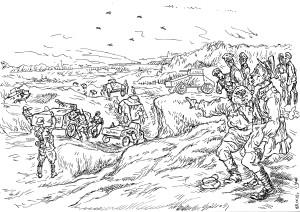 Немцы создают свои панцерваффе (танковые войска)