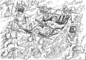 Сильные мира сего любят природу: охоту и рыбалку