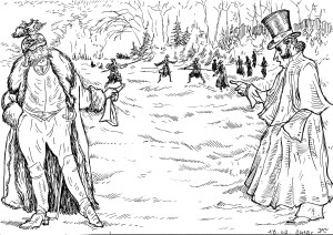Почему вожди подставляют доверенных лиц — своих холопов