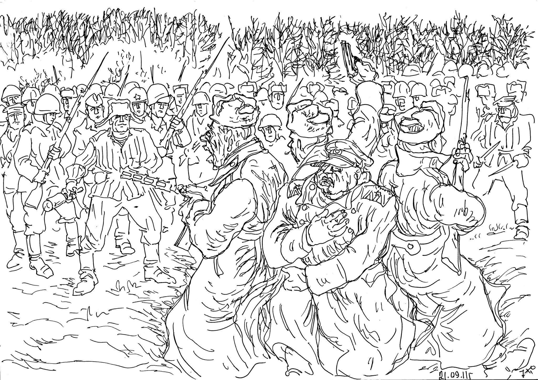 Безграмотные полководцы только уничтожали и уничтожают своих солдат
