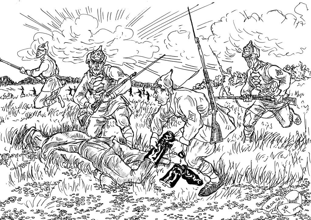 гражданская война в россии сочинение