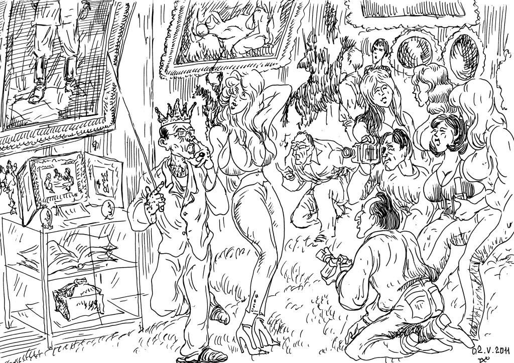 В прошлом особист, а ныне «откатчик» вспоминает о «предках» — казаках да боярах