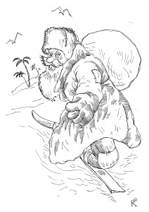 По просьбе мальчика Вовы, в этом году весь снег будет в Сочи