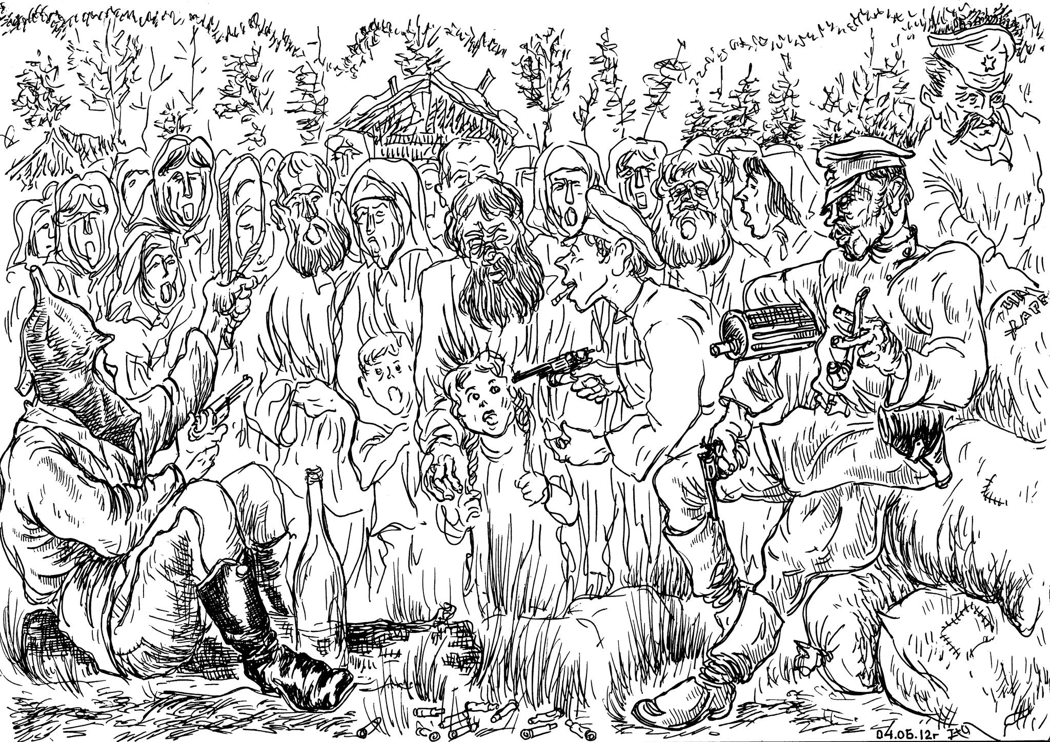 Власть желает, чтобы её славили: «хозяева» народ ограбили, обобрали и петь гимн себе заставили