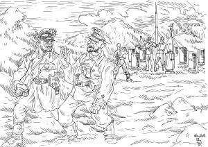 20 октября 1943 экипаж германской субмарины U-537 установил на Лабрадоре метеорологический автоматический пост