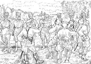 После революции для уничтожения русского народа большевики использовали инородцев