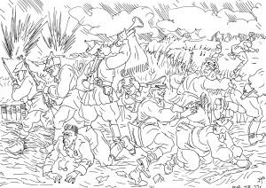 Бойцы — в атаку, стукачи — в тыл