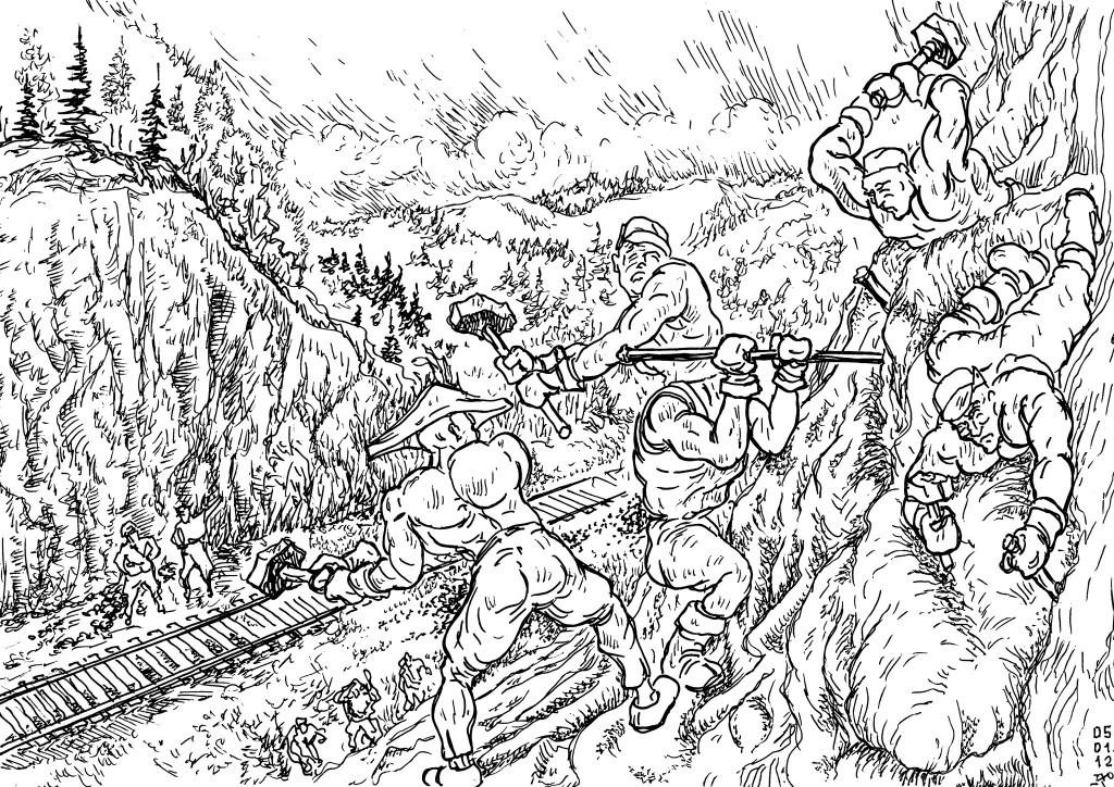 История  железнодорожных войск