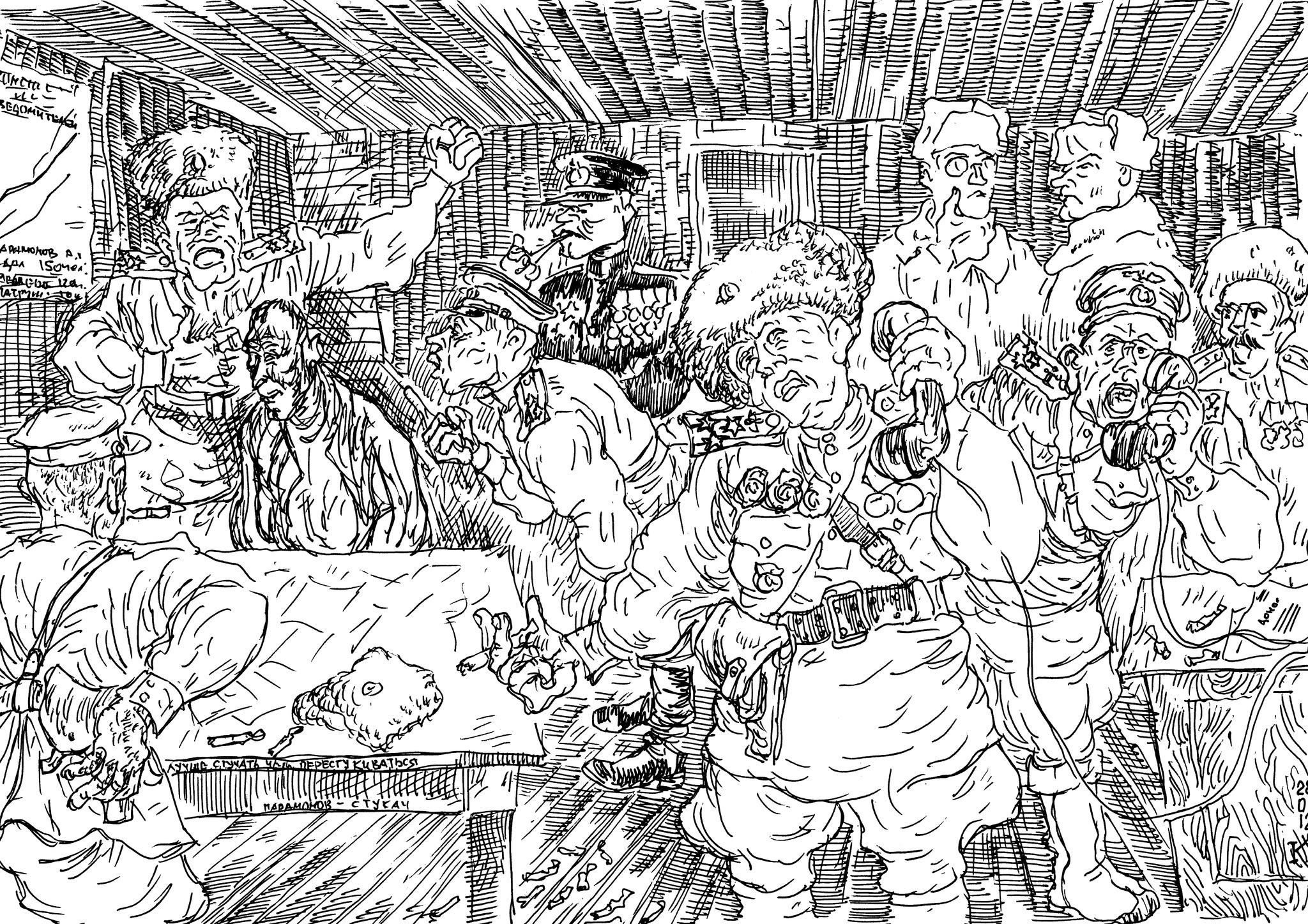 По ленд-лизу поставляли военную технику и к сборке привлекались местные рабочие