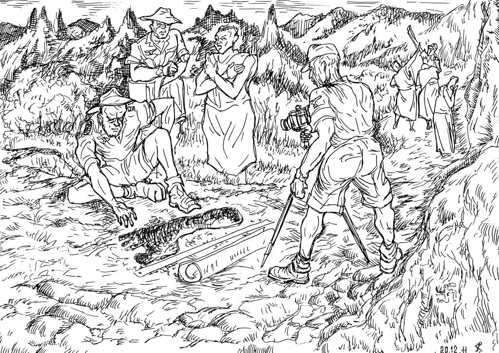 «Ананербе». Немцы на Тибете