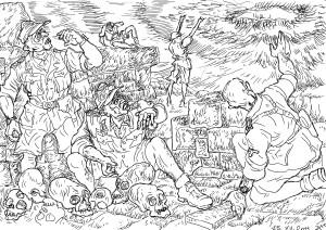 Германские военные ученые археологи и национальная идея