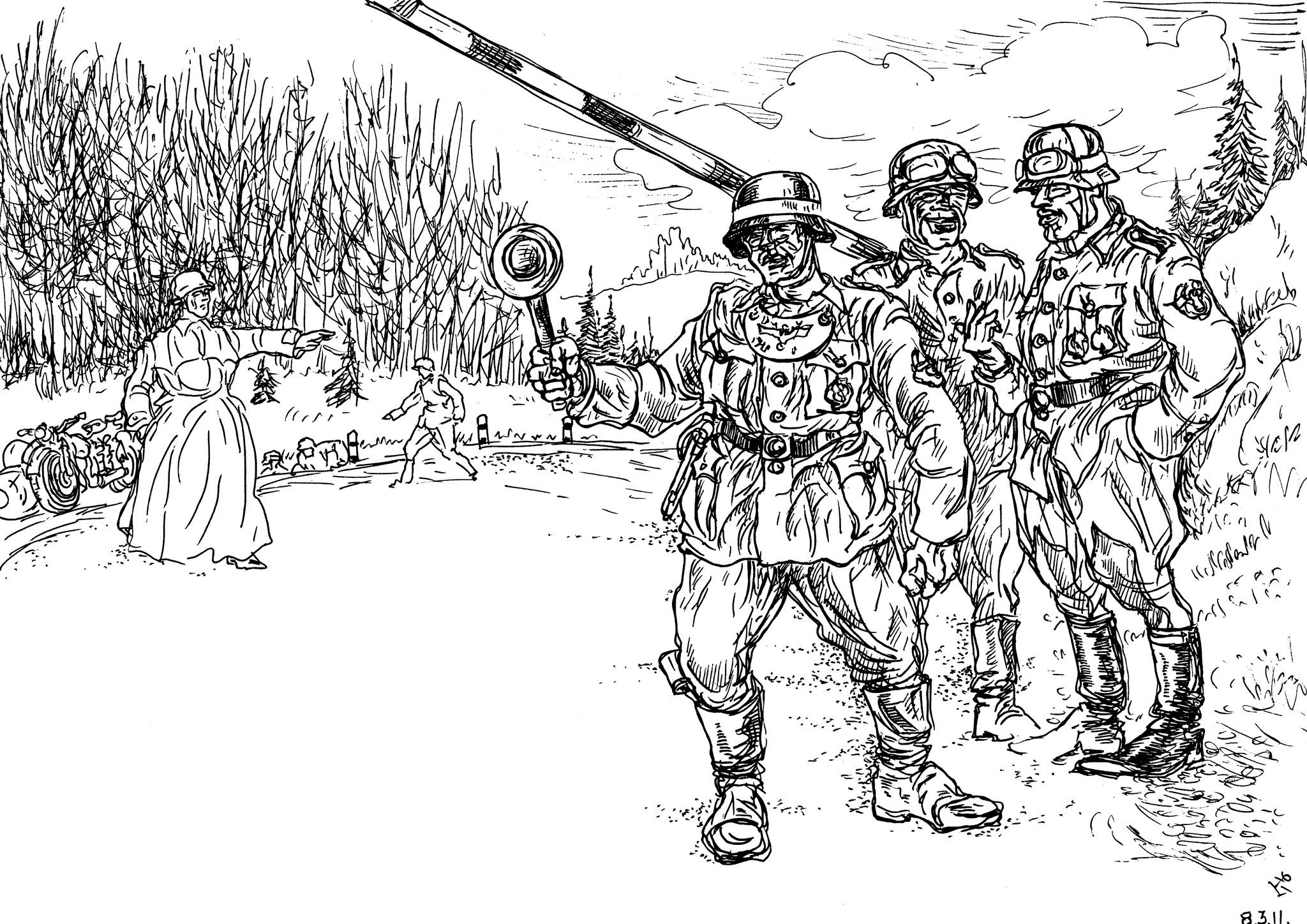 Военная полиция Вермахта