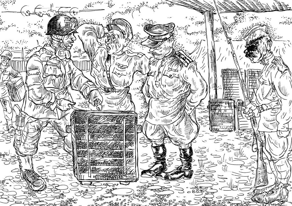 Поставки по ленд-лизу танков, средств связи, одежды и обуви
