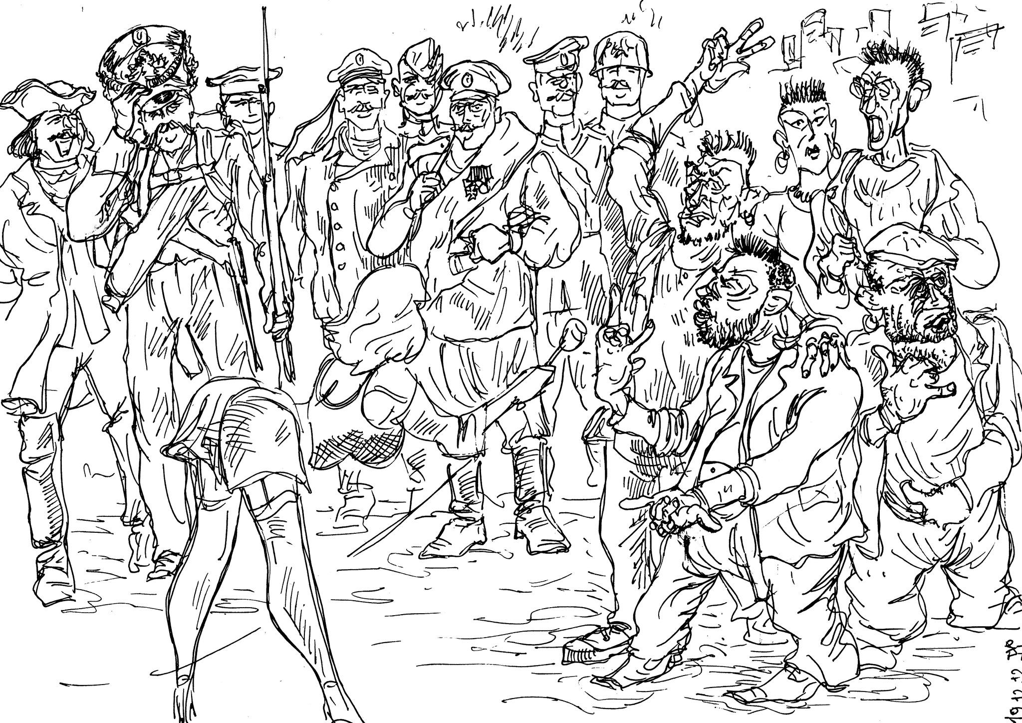 Что есть такое современные гвардейцы?!