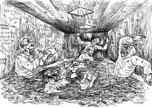 «Боевая работа» чекистов — работников особого отдела