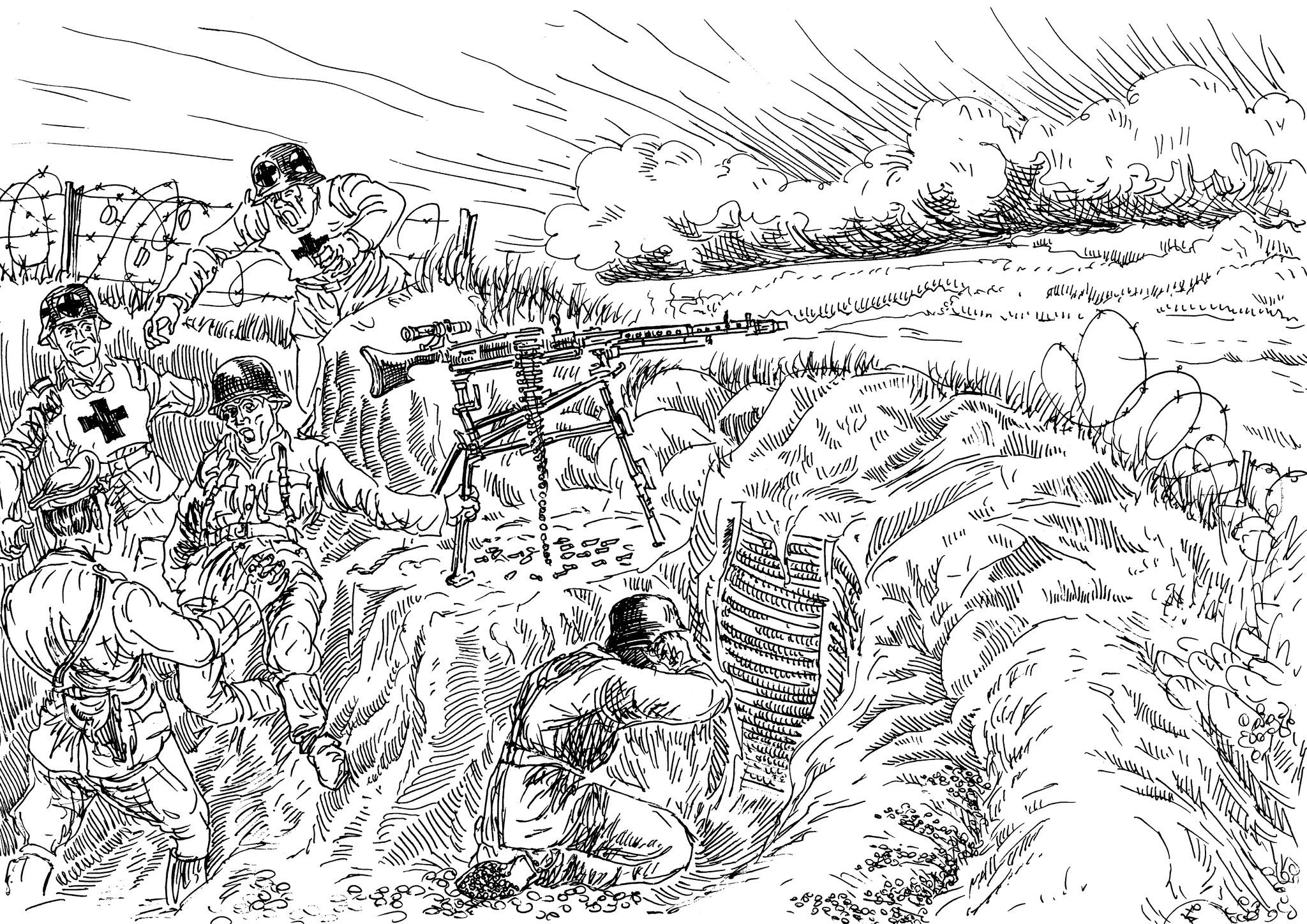Кровавые полководцы — Жуков, Конев, Петров и многие-многие другие генералы победы