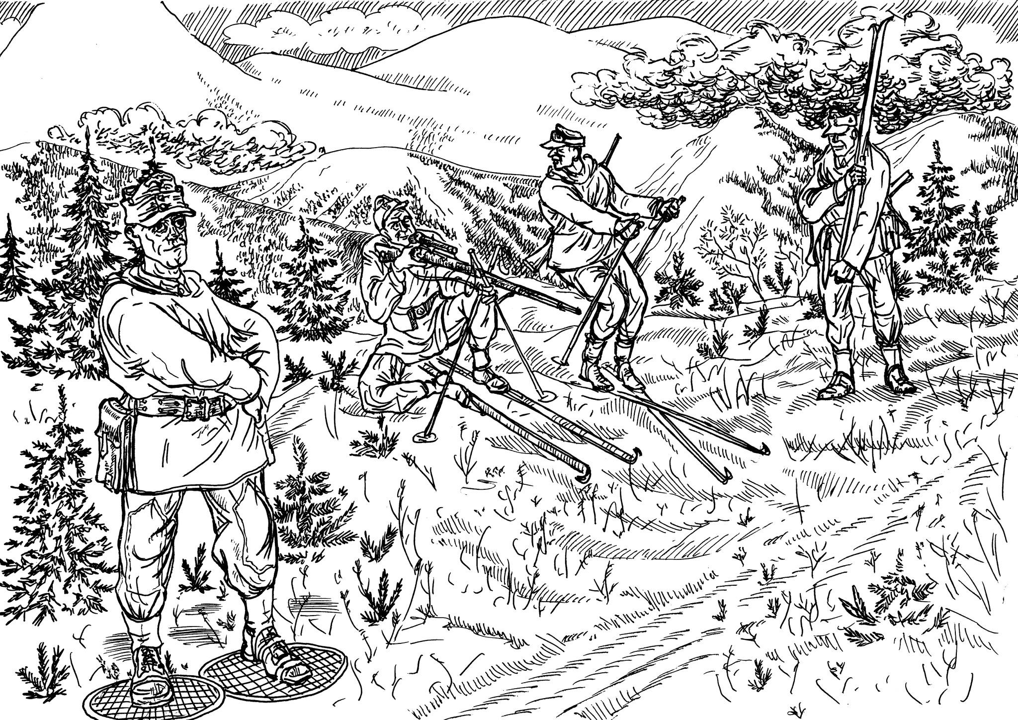 Германские горные стрелки