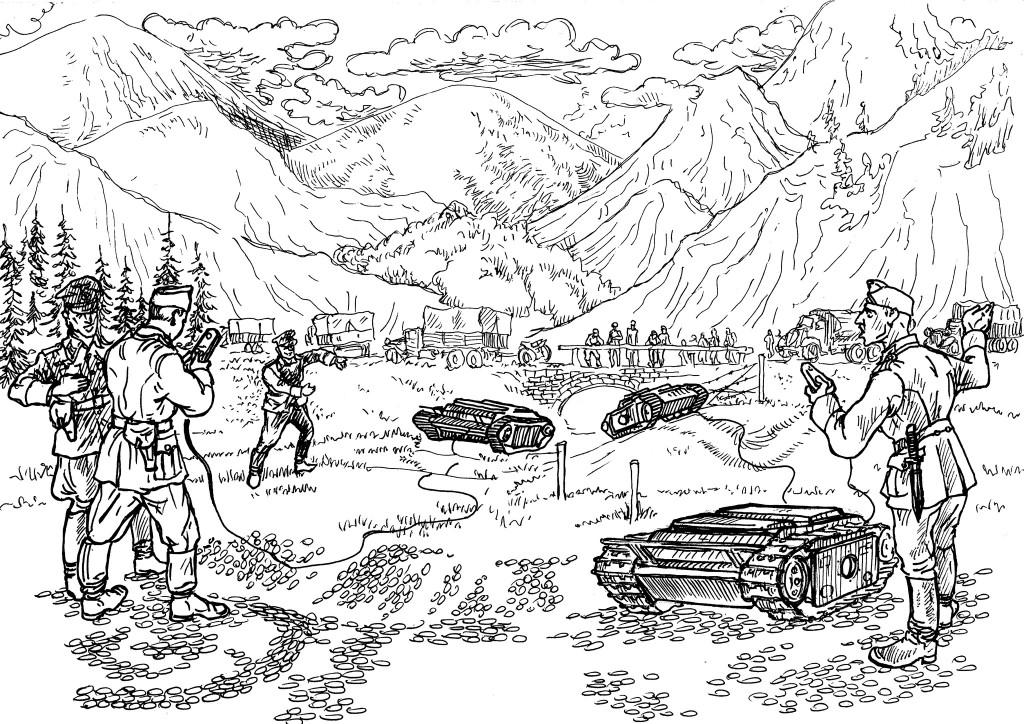 Самоходная мина «Голиаф»