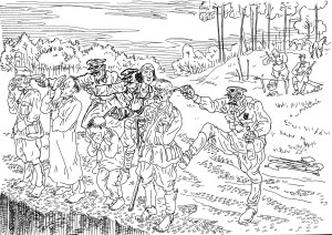 Смоленская  область. Польские  военнопленные