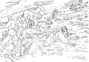Солдатская примета: особисты потянулись в тыл — жди немецкой атаки