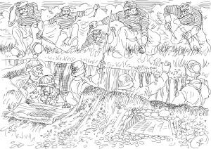 Фашисты узнавали «Полундру» и боялись сибиряков, уральцев, дальневосточников