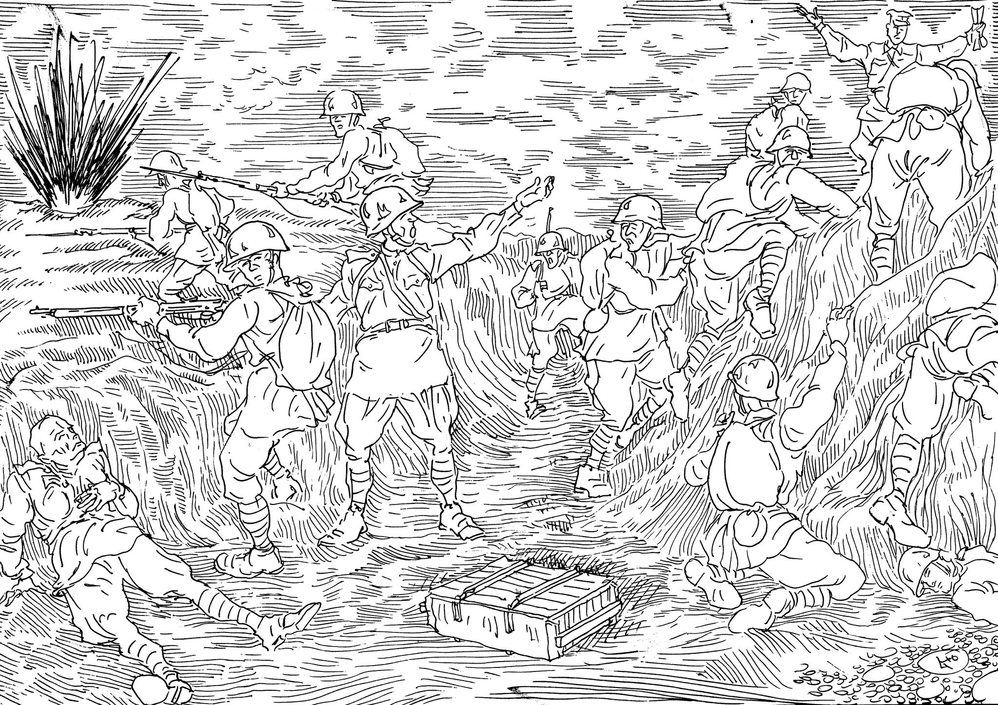 Пехота пошли в атаку, а коммунисты — читать закрытое обращение Политбюро