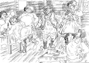 Полководцы не только возили за собой коровушек и козочек, чтобы на столе было молочко…