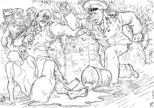 Уральцы, сибиряки, и дальневосточники на сговор не пойдут, а в бою стоять будут насмерть