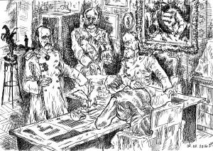 Александр II-освободитель и всеобщая воинская повинность