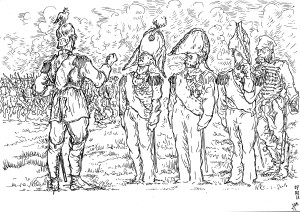 Николай-I строго спрашивал с генералов за отношение к солдатам