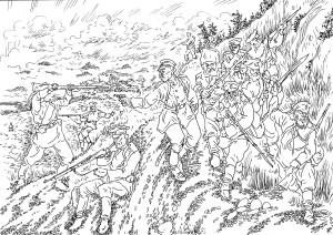 Русская Армия была единой семьёй