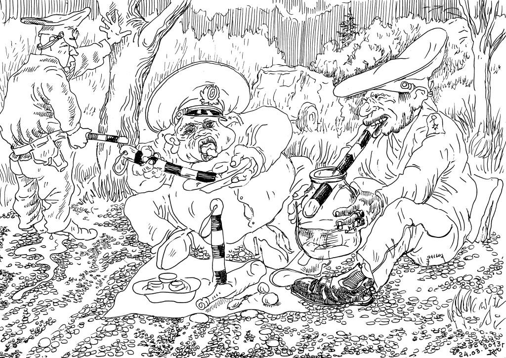 ГосИнсБезДорДвижи — настоящие японисты, ведь многое сближает их с этим трудолюбивым и миролюбивым народом