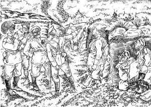 В окопах Великой войны зарождались осведомители-парамоновы-стукачи