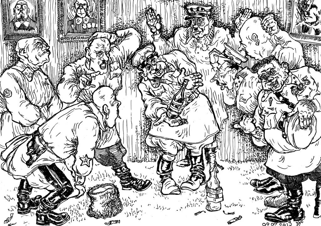 Война с Финляндией. «Коктейль Молотова» или «Коктейль для Молотова»