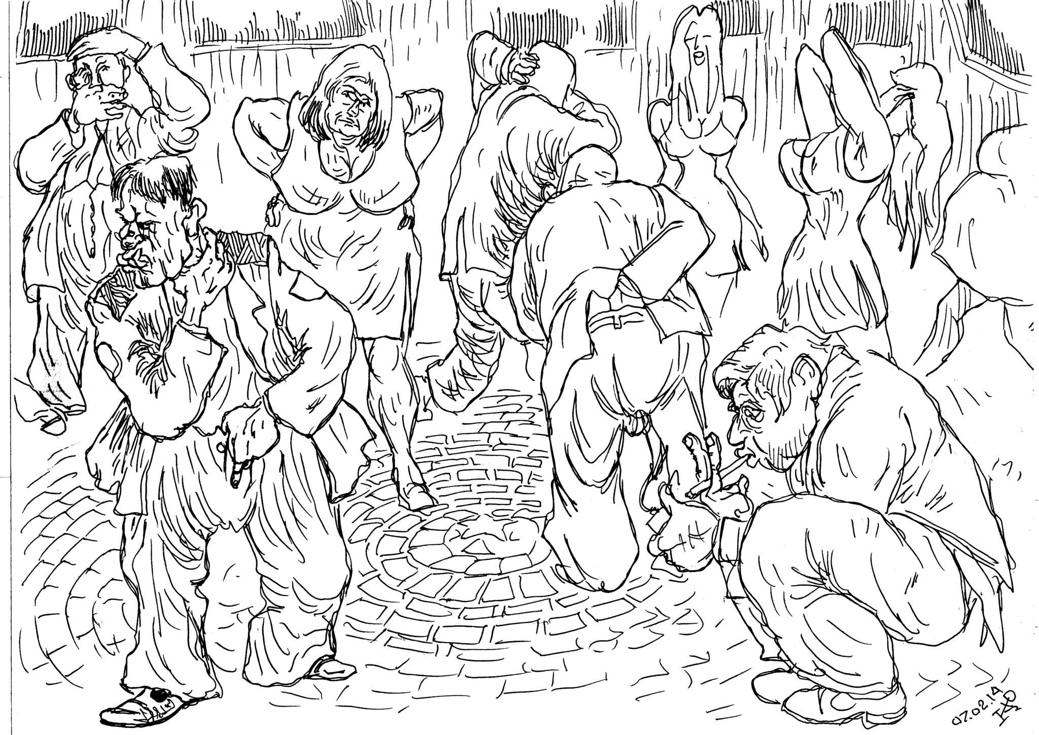 Смятение в рядах приближённых: готовы «продать» детей-внуков за «кормушку»