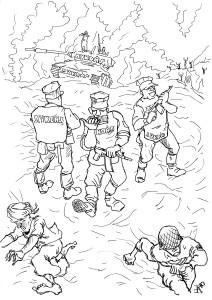 Появилась служба безопасности «Лукойла», долго ругалась и всех выгнала