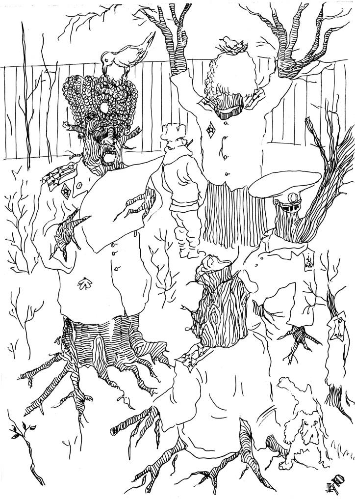 Зачем снимать шкуру с одного барана, чтобы надевать на другого?
