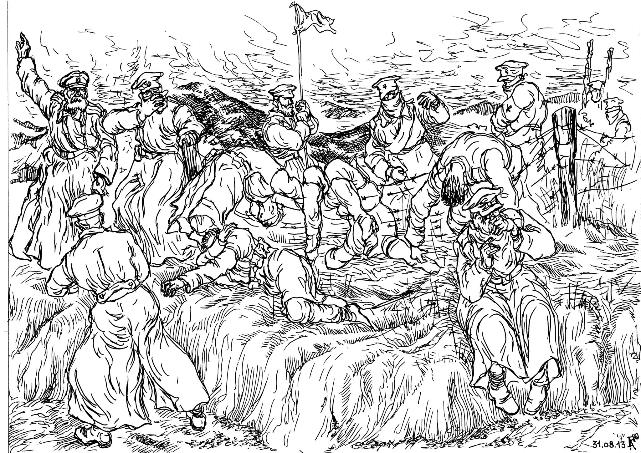 Оборона Порт-Артура. Забытая, непопулярная война