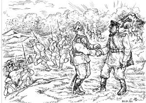 Оборона Порт-Артура в Русско-японской войне