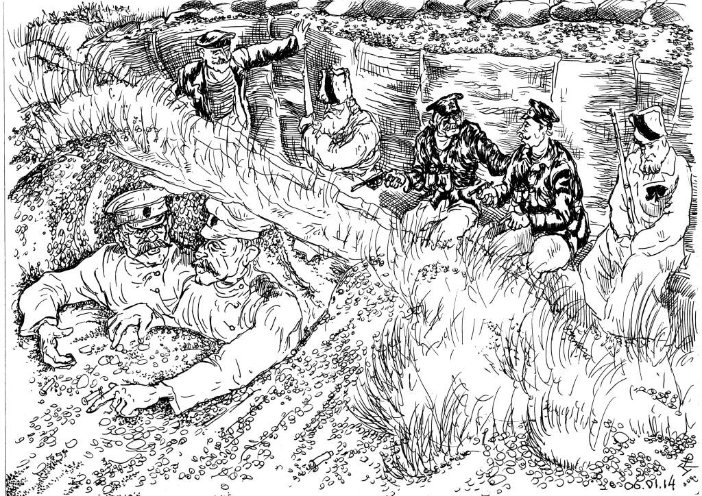 Командиры РККА — бывшие офицеры старой Царской Армии