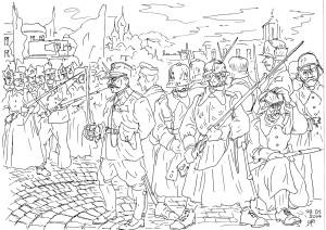 Брестский мир — чёрная страница истории России
