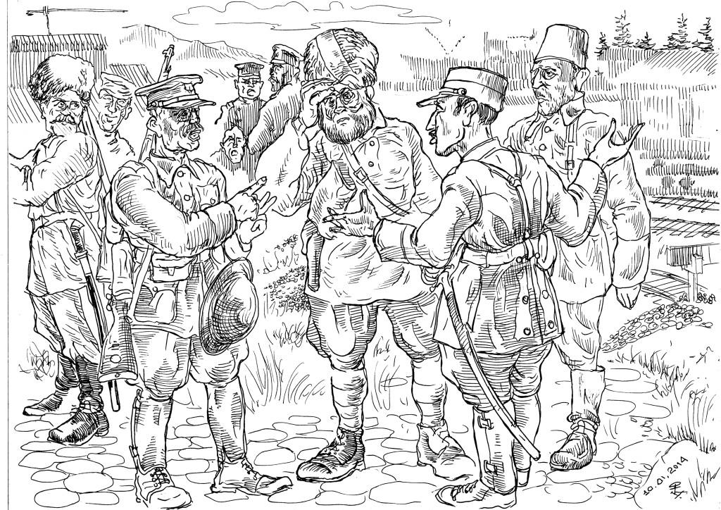 Что говорили историки-ленинцы об интервенции?
