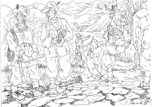 Итальянские горнострелковые войска — профессионалы горной войны