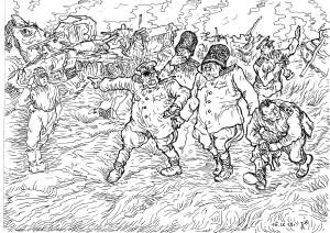 Куда «исчезала» поверженная немецкая крупповская техника во время Орловско-Курской битвы