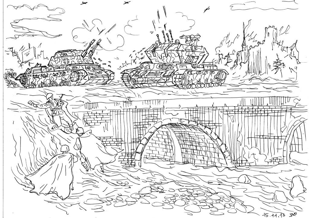 Оружие Вермахта. Зенитные самоходные установки