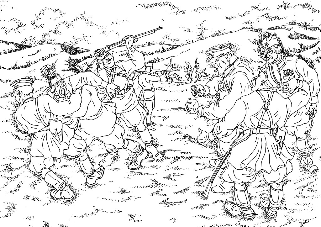 События на Халхин-Голе. Начало славы «маршала Победы»