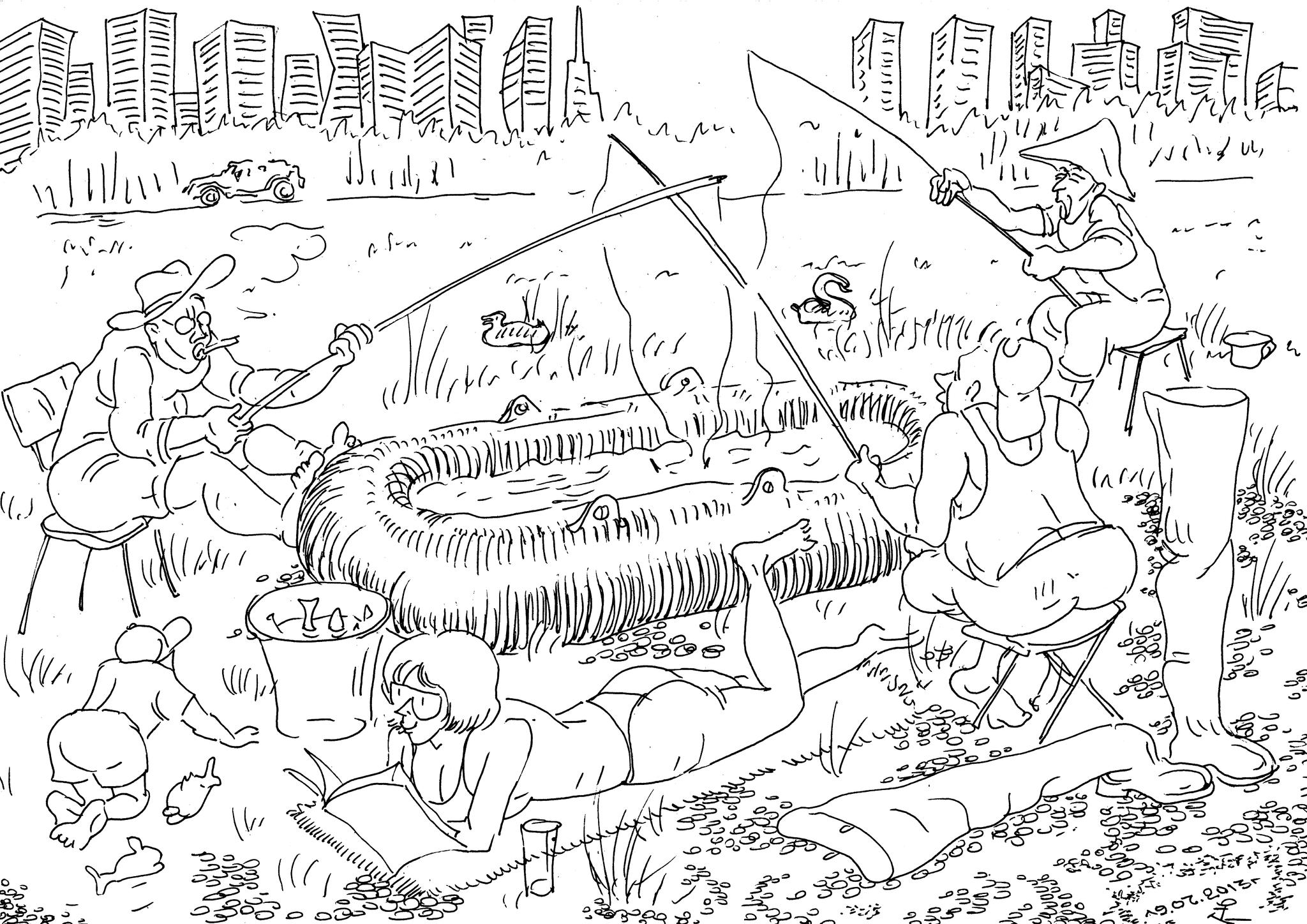 Умная рыбалка