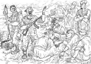 Советский  военсоветник — советник-торговец оружием