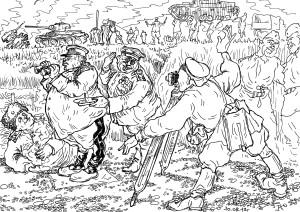Производство «истинных» исторических хроник